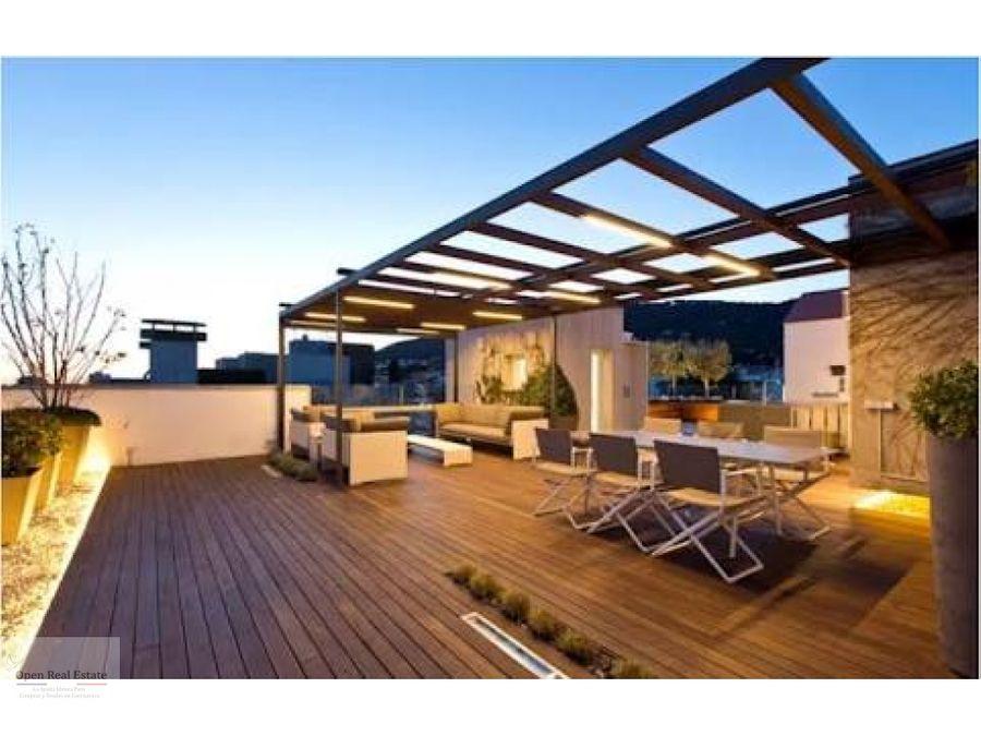 casa sola con alberca propia y roof garden