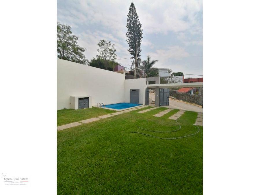 imponente residencia moderna doble altura