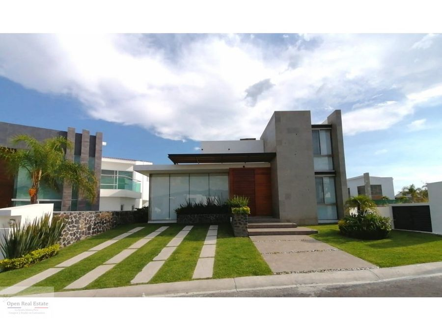 espectacular residencia en exclusivo fracc