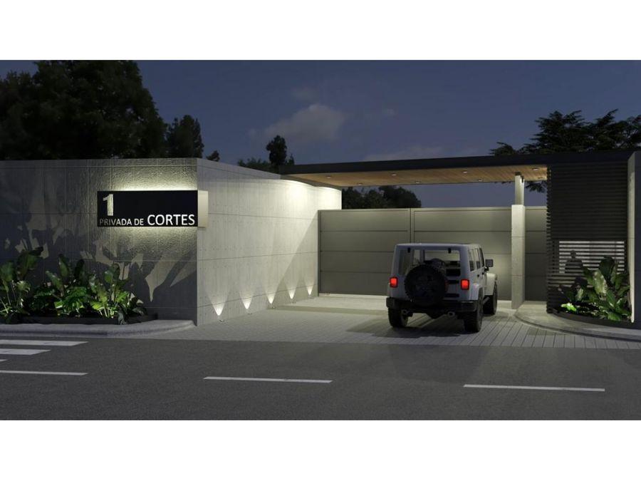 estrena moderna casa con roof garden en excelente zona