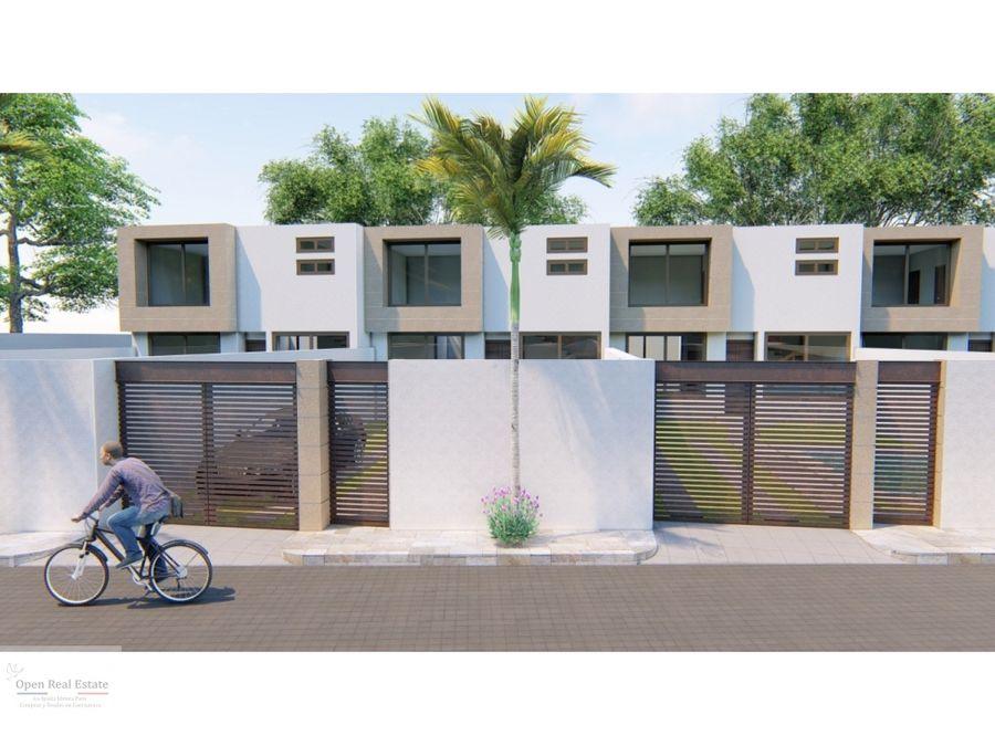 espectacular casa moderna con alberca privada