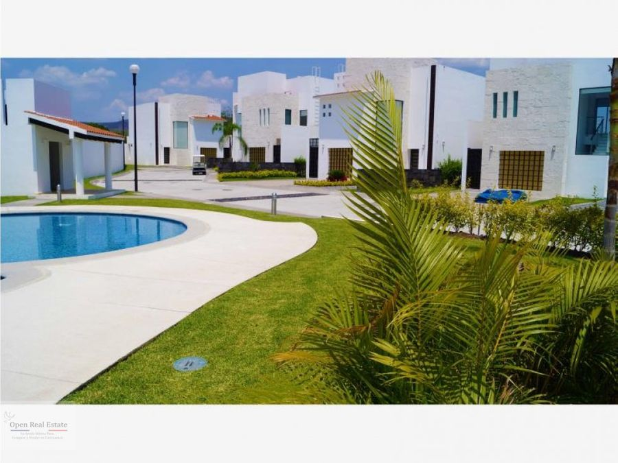 espectacular casa moderna en el paraiso
