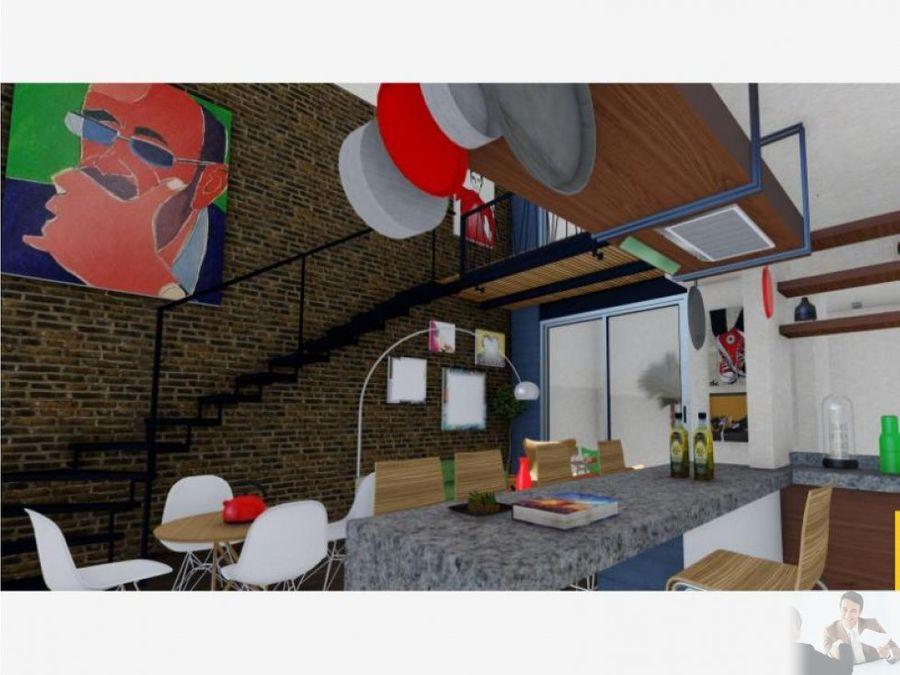 espectacular casa estilo loft de new york