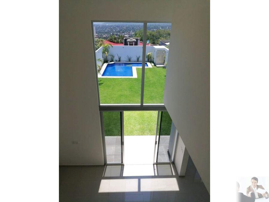 estrena casa minimalista excelente vista