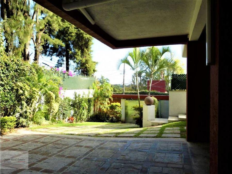 departamento ph con roof garden y jacuzzi en cuernavaca