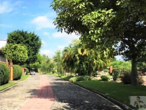 residencial sumiya exclusivo terreno en venta