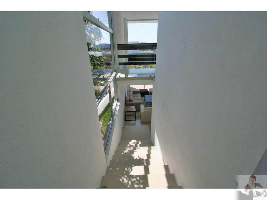 residencia estilo minimalista en cuernavaca