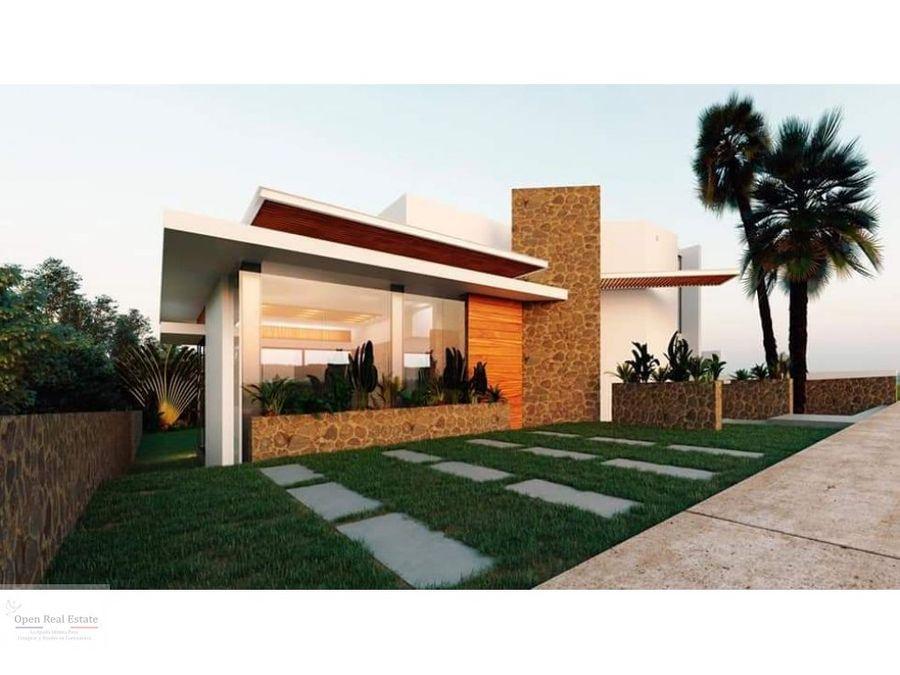 estrena espectacular casa moderna