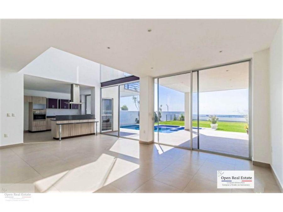 estrena moderna casa en burgos corinto residencial