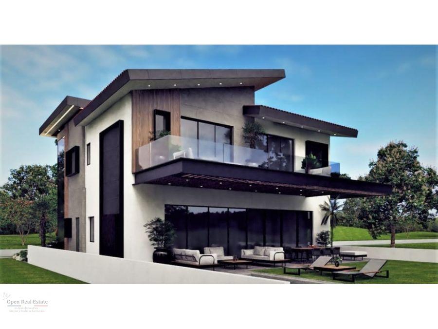 magnifica casa en preventa en paraiso country club aaa