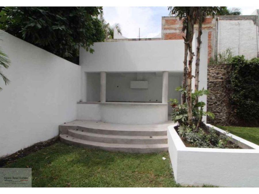 estrena casa contemporanea en cuernavaca