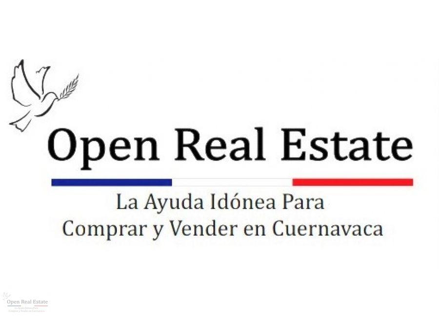 ideal terreno para desarrollo residencial en el corazon de cuernavaca