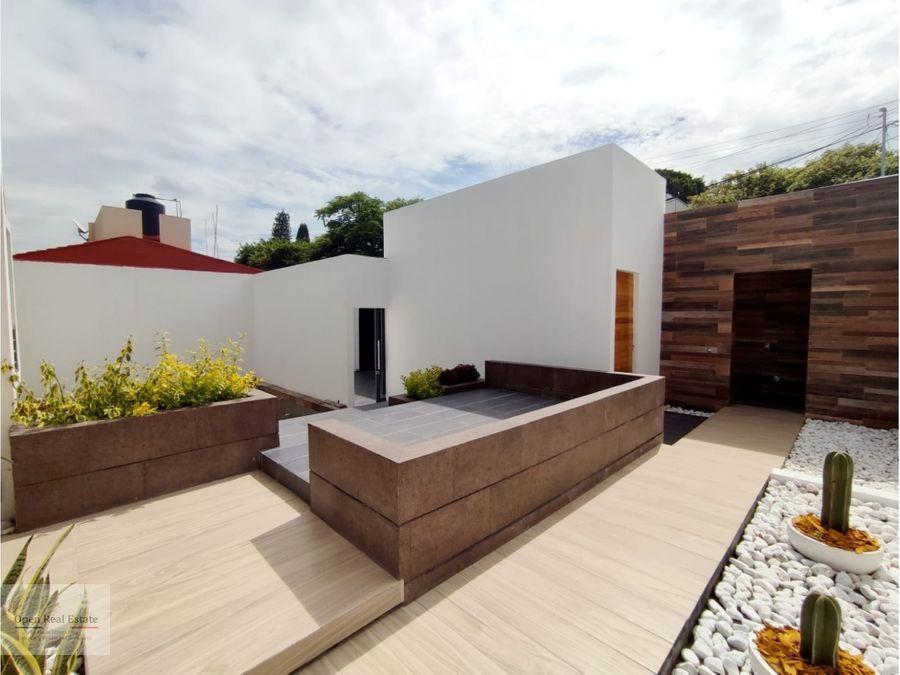 hermosa arquitectura casa estilo moderno en burgos