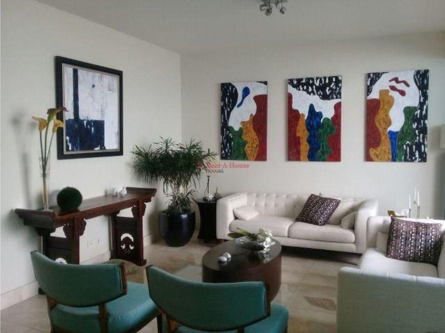 espectacular apartamento venta en costa del este