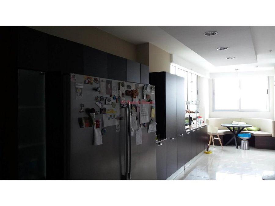 hermoso apartamento en venta en costa del este