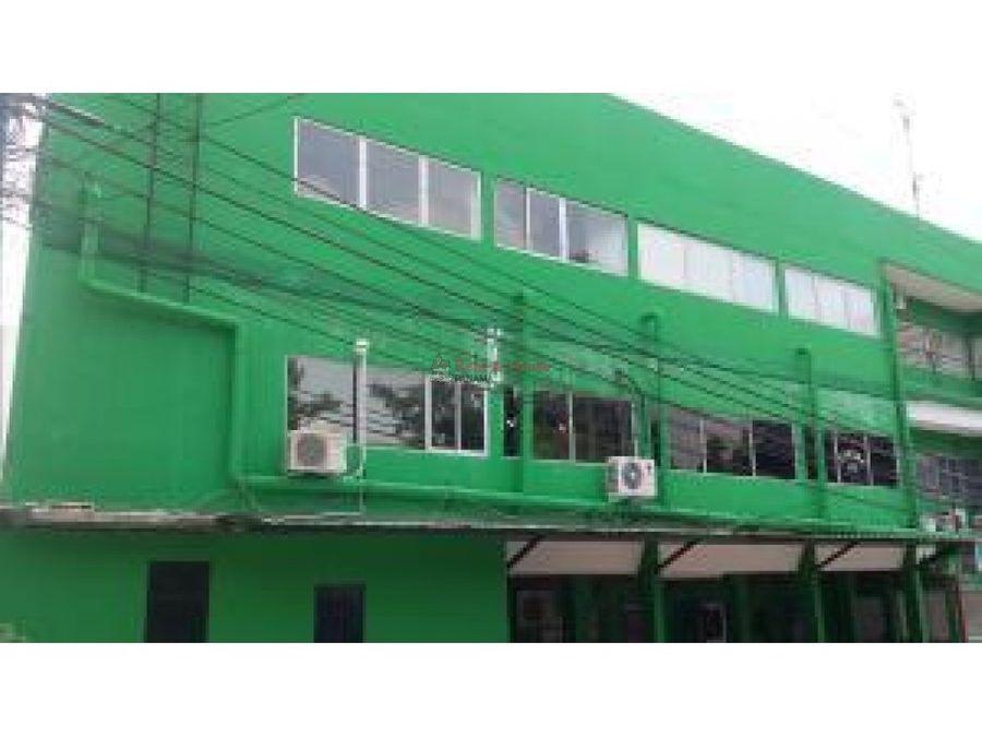 importante edificio en venta en bellavista