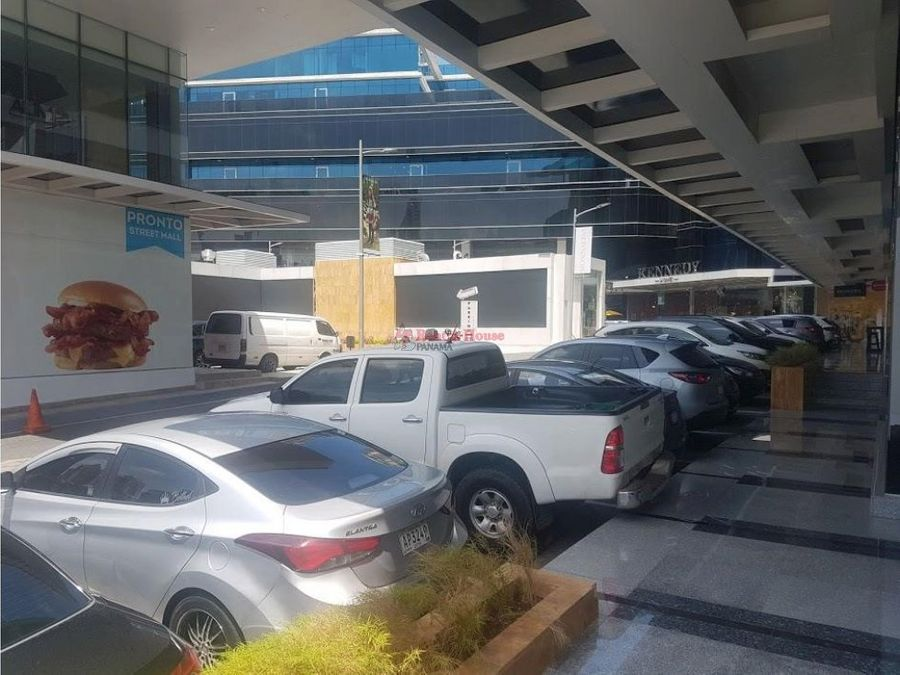 oficina en alquiler en via israel panama