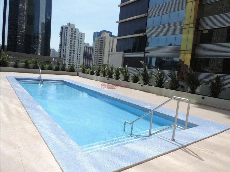 en venta apartamento nuevo en obarrio panama