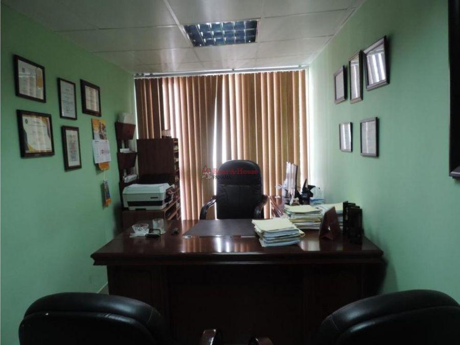 oficina en alquiler en bella vista panama