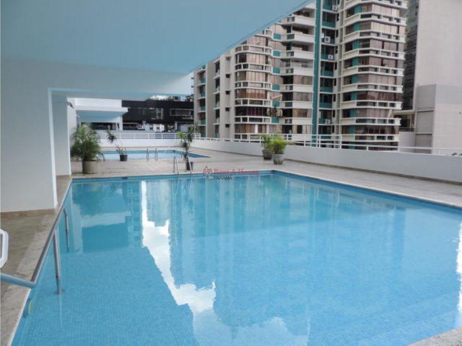 hermoso apartamento en venta en avenida balboa