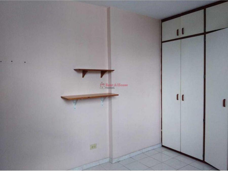 se alquila apartamento en el carmen panama