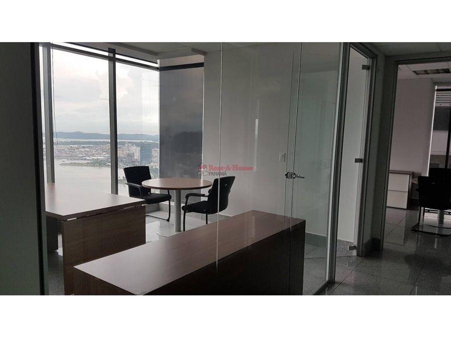 espectacular oficina en venta en avenida balboa