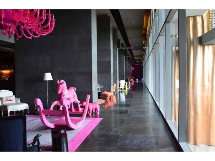 lujoso apartamento en av balboa en venta