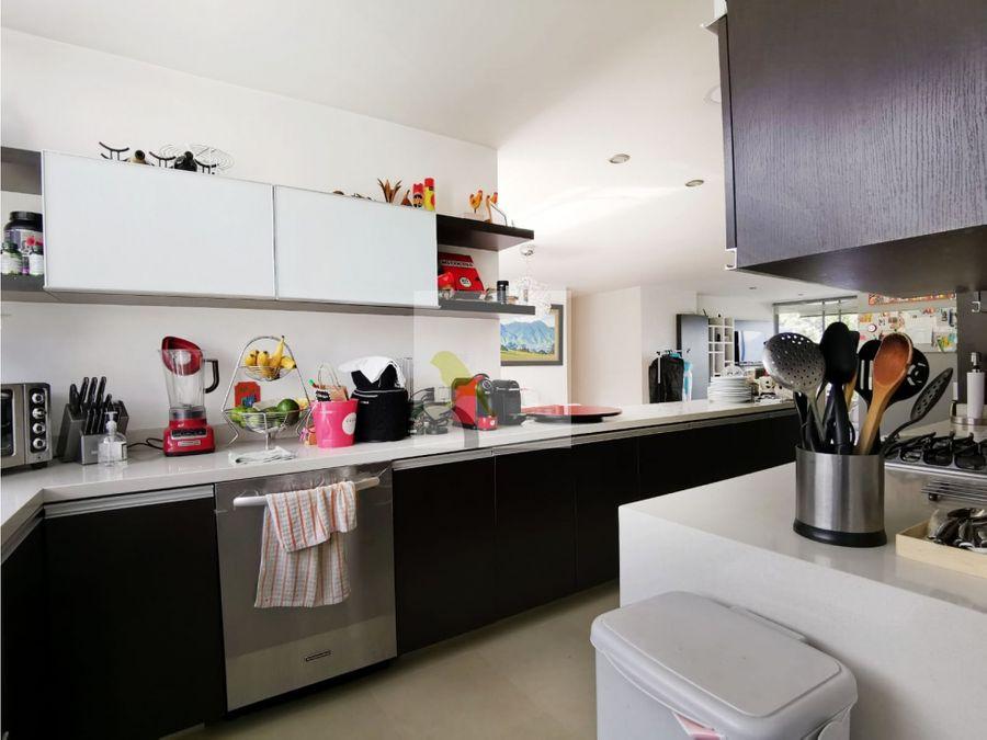 apartamento en los balsos sector isa