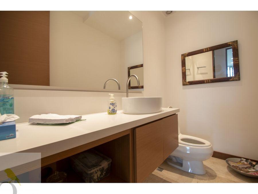 apartamento moderno en los balsos
