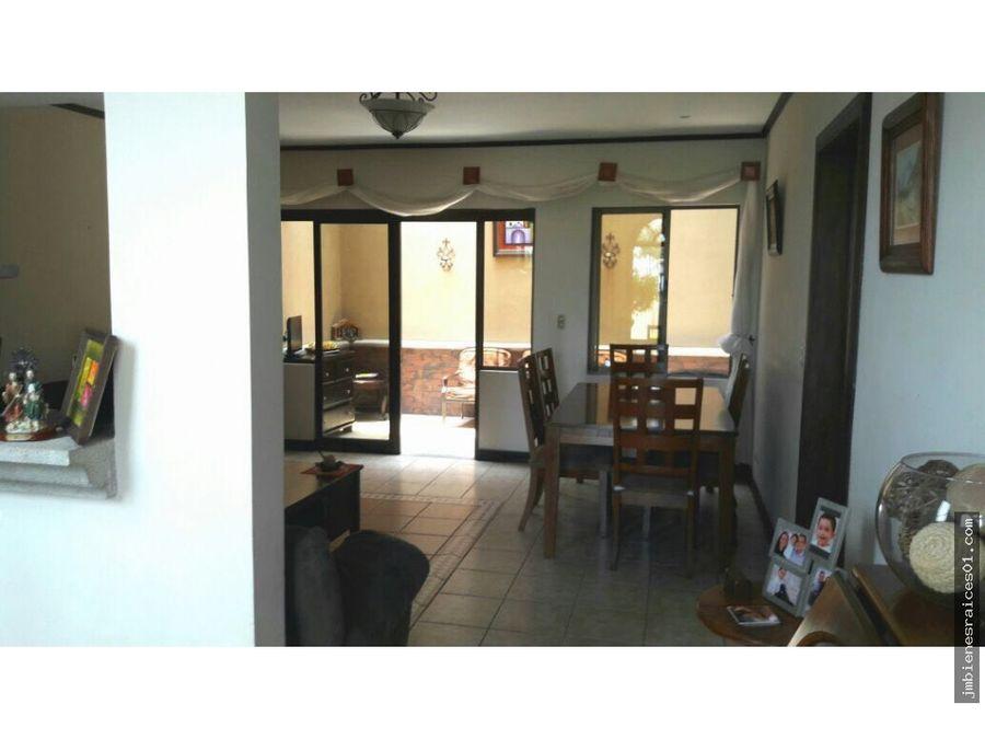 v098 se vende casa en condominio la ribera de belen