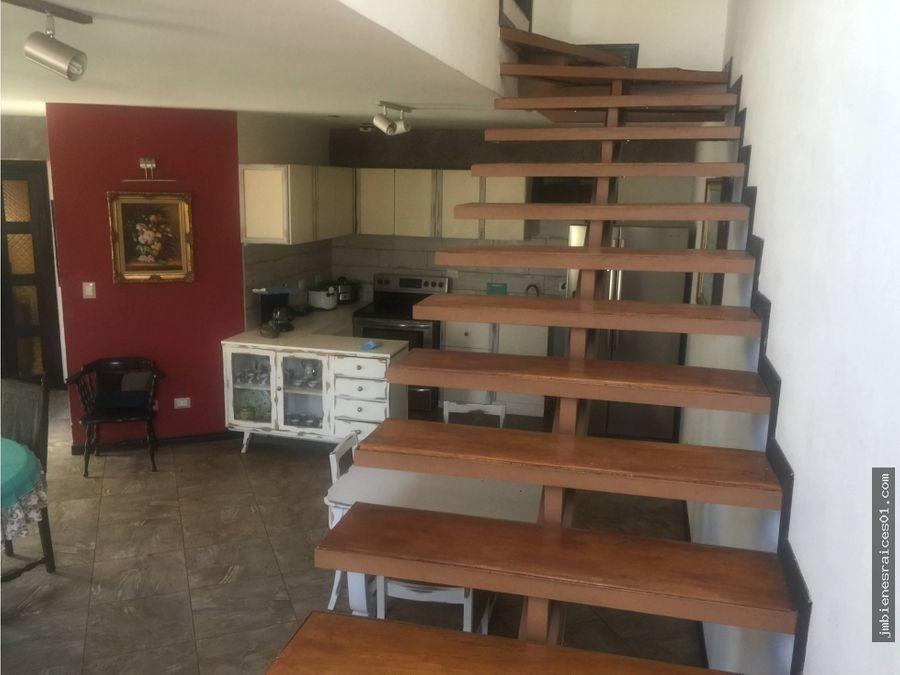 a133 apartamento semi amueblado en los arcos