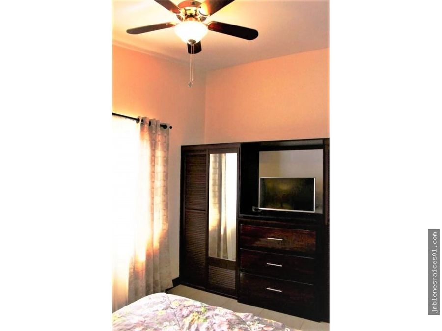 pc033 apartamento full amueblado en rohrmoser
