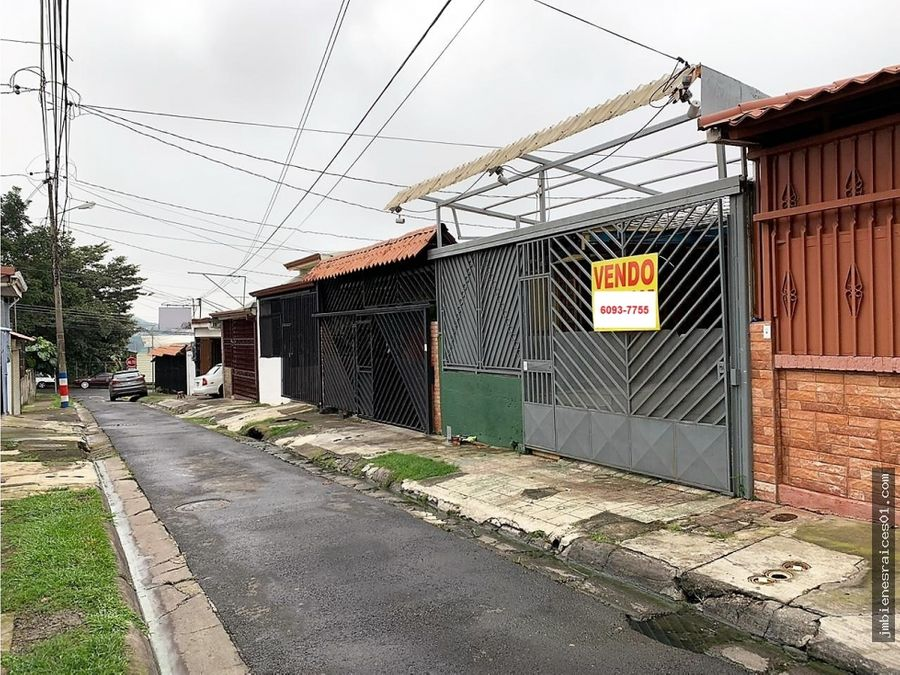 v130 casa en residencial belen