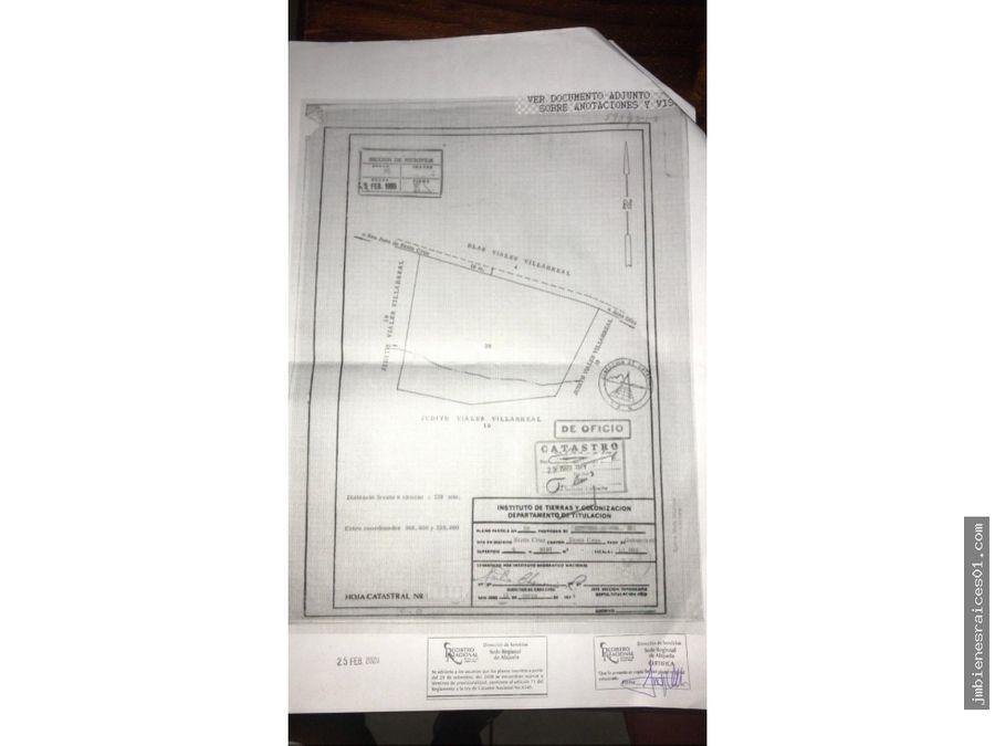 fca030 se vende finca de 17 hectareas en santa cruz de guanacaste