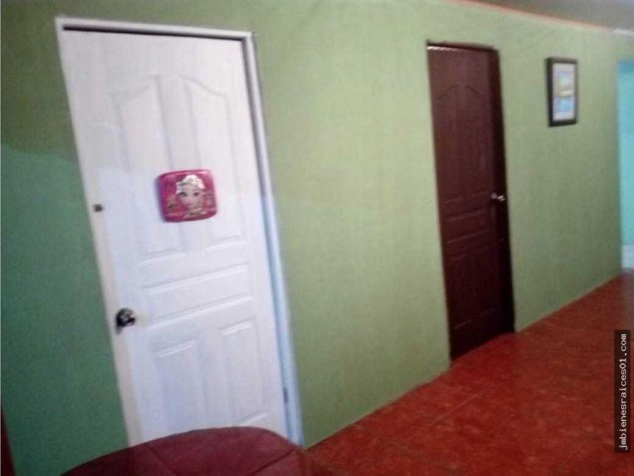 vc053 vendo 2 casas en guarari de heredia