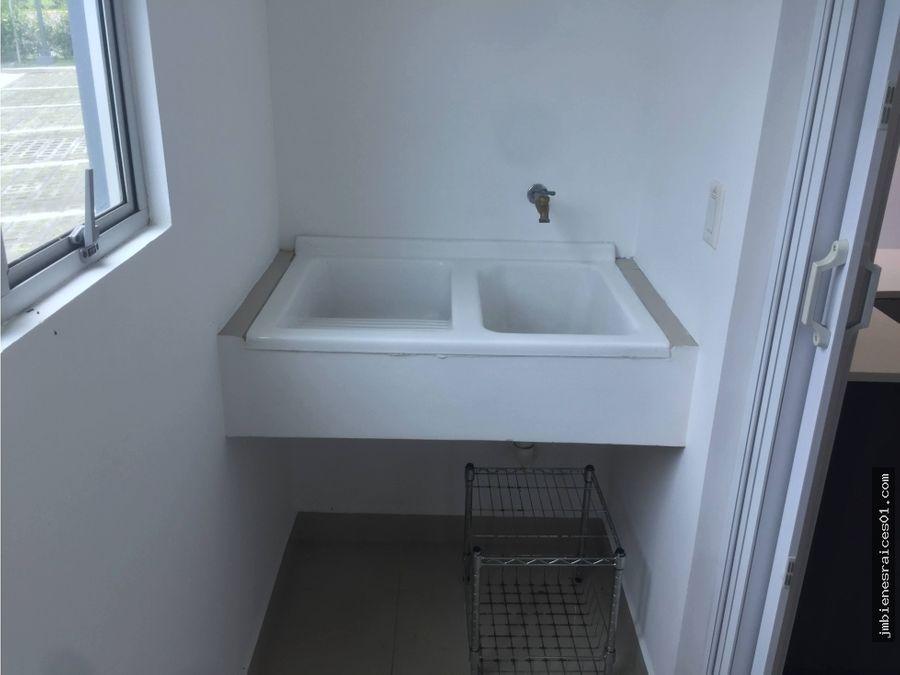 a144 alquilo apartamento en via indus real cariari