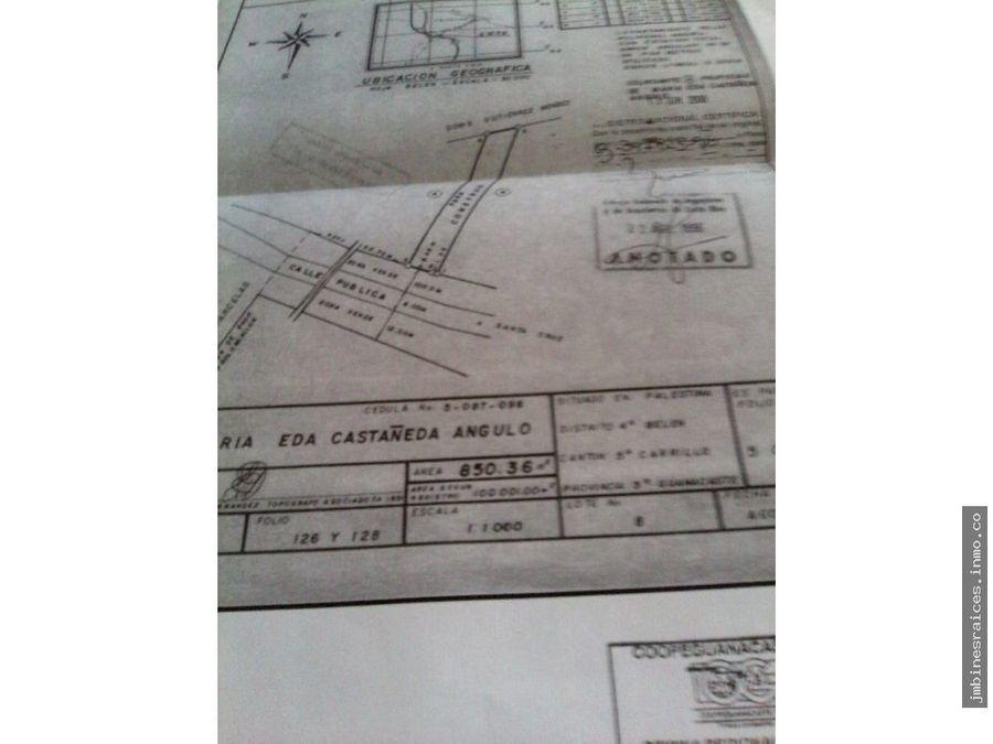 v062 vendo 2 lindas casitas en belen de guanacaste