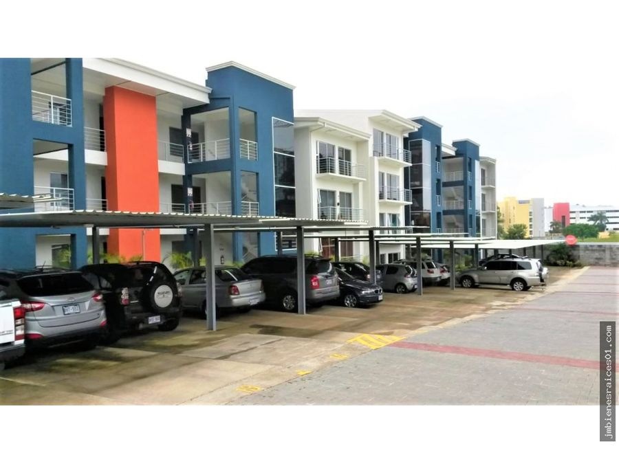 v146 se vende apartamento en condominio loft cariari