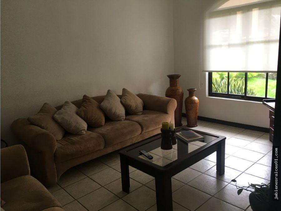 v096 vendo casa en condominio la ribera belen