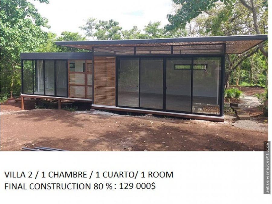villas en preventa playa grande tamarindo guanacaste crc