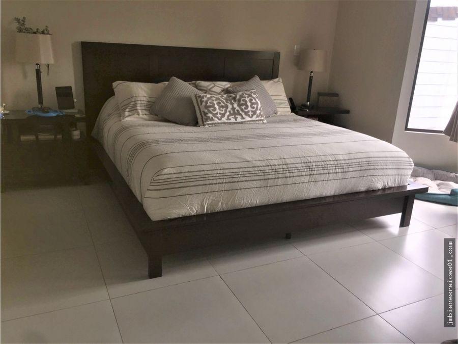 v121 se vende casa en condominio tierras de santiago
