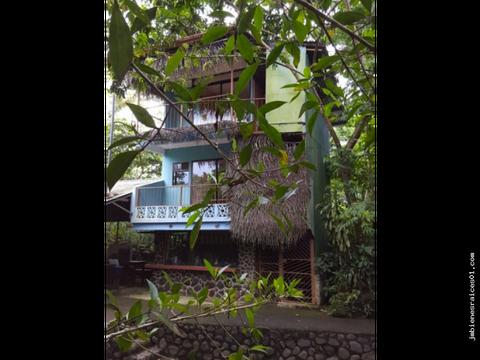 fcc52 vendo hospedaje turistico en sarapiqui