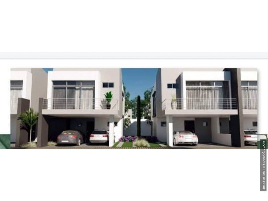 v153 vendo moderna casa en condominio la arboleda en belen hda
