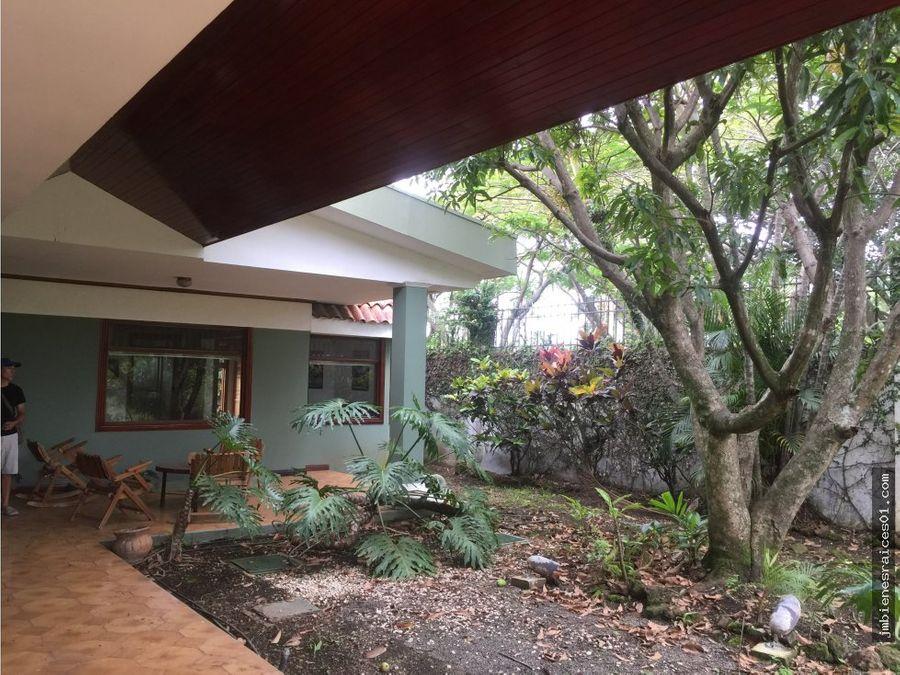 a101 casa estilo finca en altos de cariari belen costa rica