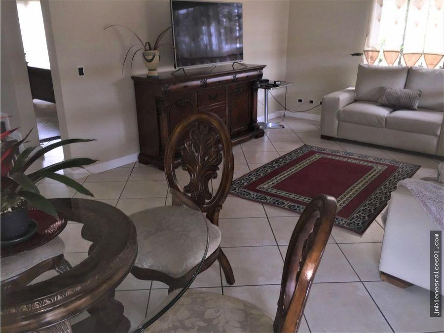 v097 vendo casa en condominio la ribera de belen