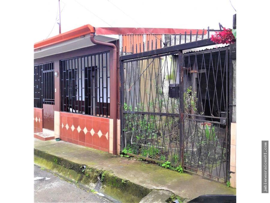 v163 casa en san joaquin de flores heredia bo la trinidad
