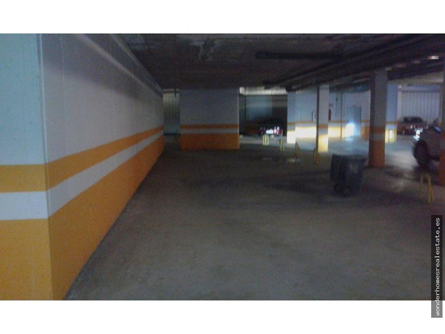 ref 18160 plazas de garaje en torremolinos