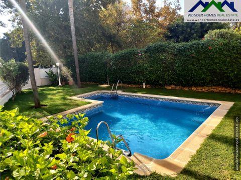 ref 210903 precioso bajo con terraza muy grande en la carihuela