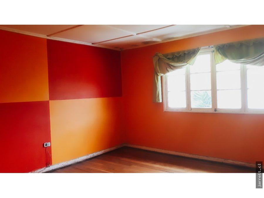 se vende casa de dos pisos en san fco de limache