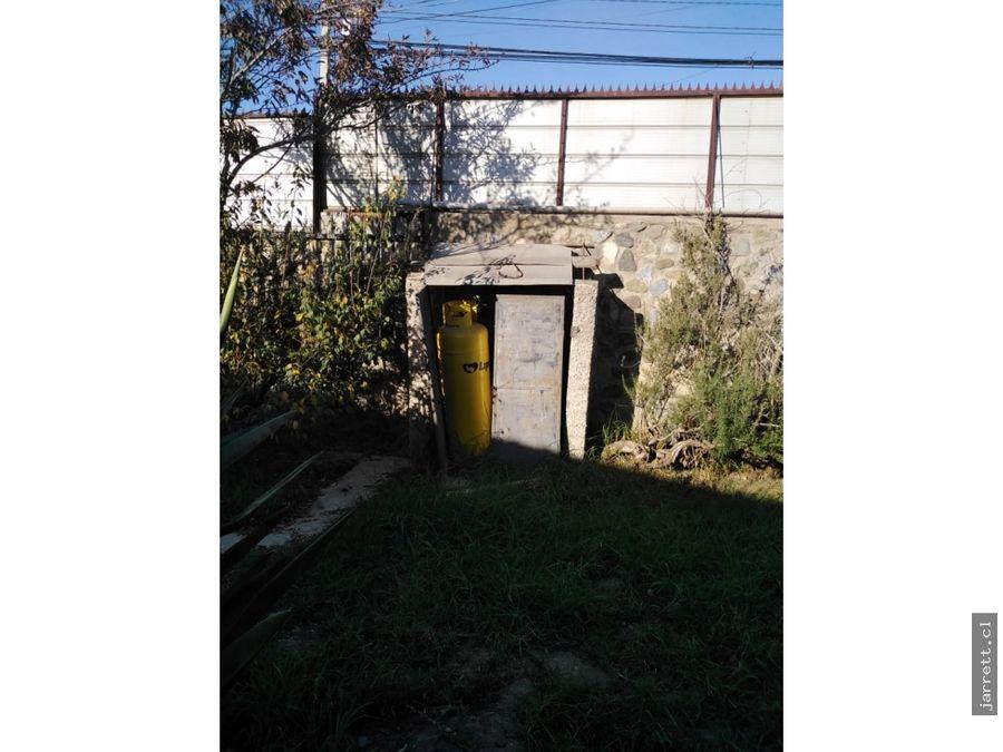 jarrett casa en avenida principal de limache